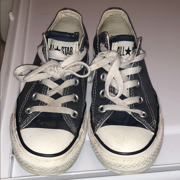 Converse Shoes - Classic Navy/White Converse